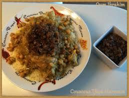 apprendre a cuisiner marocain couscous tfaya marocain la cuisine d oum ibrahim