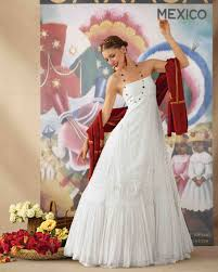 mexican wedding dress wedding dresses inspired by global destinations martha stewart
