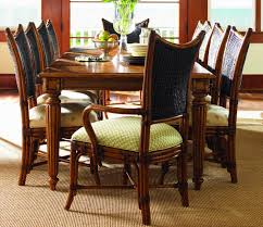 wicker dining room chairs comfortable home design