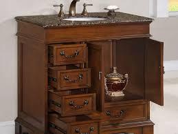 bathroom small bathroom vanities 41 chic design of brown wooden