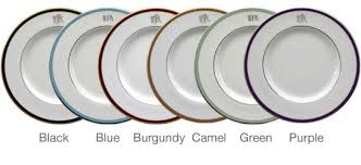 personalized dinner plate pickard monogrammed and custom pickard china and dinnerware