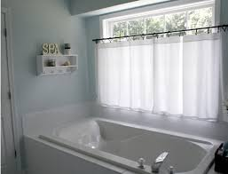 bathroom window coverings ideas i a window just like this in my master bath these curtains