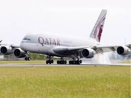Qatar Airways Qatar Airways 2 Qatar Airways Flights Near Miss Chennai