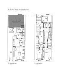 Hynes Convention Center Floor Plan Beacon Hill Boston Furnished Apartment Rental 94 Charles Street Unit 1