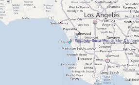 santa california map el segundo santa bay california tide station location guide