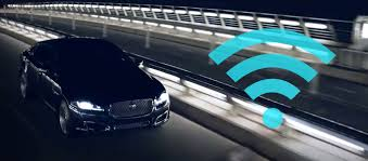 jaguar car icon wi fi hotspot incontrol jaguar uk
