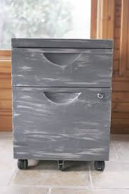 Upcycled Filing Cabinet Faux Zinc Finish File Cabinet U2013 Craftivity Designs