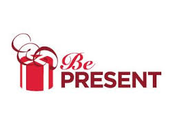 be present logo design this will be great for a gift company and