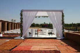 villa wedding marrakech garden wedding planner marrakech morocco