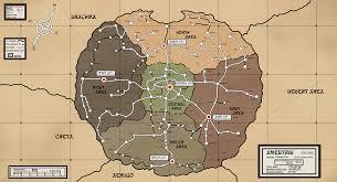 Map Of Harry Potter World by Fullmetal Alchemist U2013 Colonelsjournals