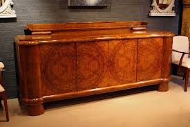 Sideboards For Sale Uk An Imposing Art Deco Walnut Sideboard 240883 Sellingantiques Co Uk