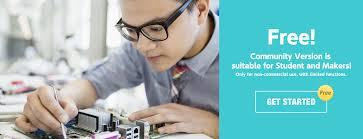 quadcept circuit designer pcb designer