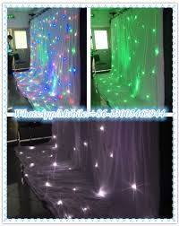 rk diy led curtain for stage backdrops fireproof led curtains high