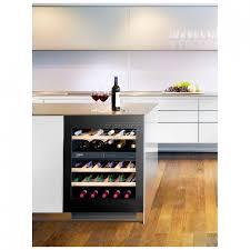 kitchen dark espresso corner cabinet storage with built in wine