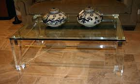 Plexiglass Coffee Table Plexiglass Coffee Table Stunning Coffee Table Appealing Modern