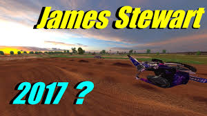 motocross news james stewart where has he been in 2017 supercross news youtube