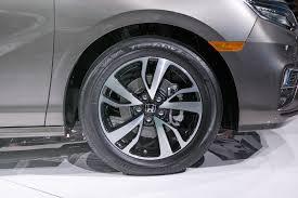 honda odyssey wheels 2018 honda odyssey look automobile magazine