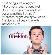Sheldon Meme - young sheldon meme album on imgur