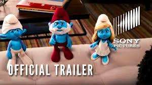 smurfs trailer