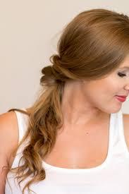 easy heatless hair styles for long hair ashley brooke nicholas