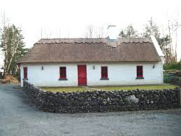 Thatched Cottage Ireland by Cottage Spotting Traditional Thatched Cottage Co Clare