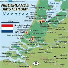 nijkerk netherlands map map of amsterdam environment netherlands map in the atlas of
