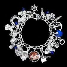 themed charm bracelet titanic themed charm bracelet ebay