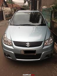 wts suzuki sx4 cross over manual 2008