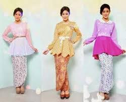 baju kurung modern untuk remaja 8 jenis dan tipe model baju kurung wanita cantik terbaru 2017