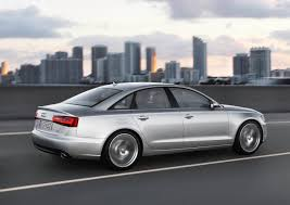 2011 Audi A6 Wagon 2012 Audi A6 Is Officially Out Of The Bag Looks Like An A8