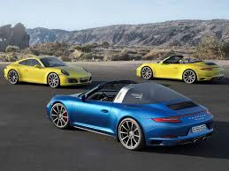 blue porsche 2017 2017 porsche 911 models sold in america guide business insider