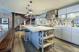 gourmet kitchen island 23 stunning gourmet kitchen design ideas designing idea