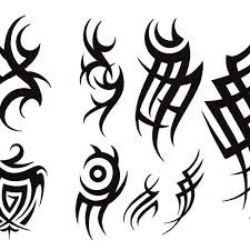tribal tattoos and their meaning designs cool tattoos bonbaden