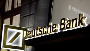 Investment Banking League Tables Deutsche Bank Just Lost Its Prime Position In A Prominent