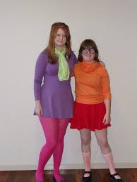 Velma Costume Velma And Daphne By Doublesims On Deviantart