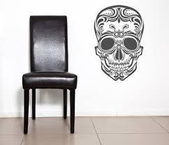 online get cheap skull wall decals aliexpress com alibaba group