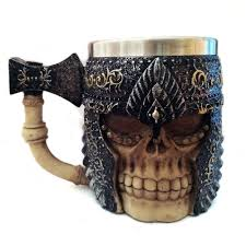 halloween coffee mugs 3d skeleton stainless steel coffee mug price 35 65 u0026 free