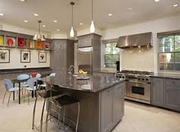kitchens with stainless appliances grey kitchen cabinets with stainless appliances home design exles