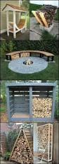 Diy Fire Pit Patio by How To Be Creative With Stone Fire Pit Designs Backyard Diy