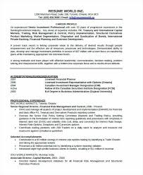 bank resume template investment banking manager teller templates