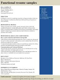 Objective In Resume Example by Top 8 Test Manager Resume Samples