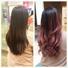 rose gold lowlights on dark hair best 25 brown hair with pink highlights ideas on pinterest