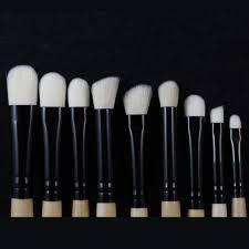 9pcs professional makeup brushes set for eye brushes eyeshadow
