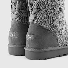 s isla ugg boot ugg s isla boots heathered grey
