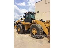 buy cat used wheel loaders for sale new jersey foley inc