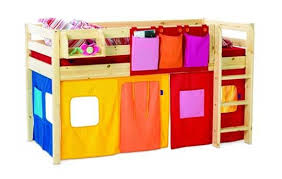 Bunk Bed Tents And Curtains Flexa Loft Bed Curtains Loft Bed Tents Or Curtains Voondecor