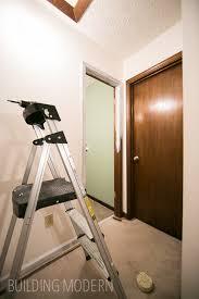 Hollow Interior Doors Painting Hollow Doors Spray Painting Hardware
