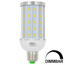 240v Led Light Bulbs by E27 21w Led Dimmable Corn Light 75x 5730 Smd Led Bulb Lamp With