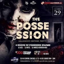 v5 halloween the possession jc martini club tickets jc