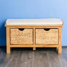 Bench Seat With Storage Storage Bench Seat Ebay